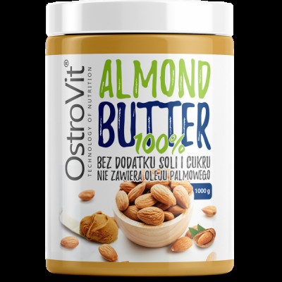 100% Almond Butter Crunchy