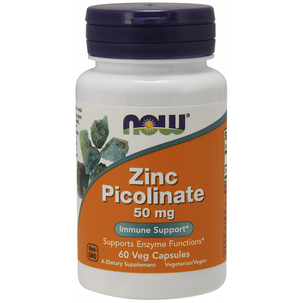 Zinc Picolinate 50 mg (cynk)