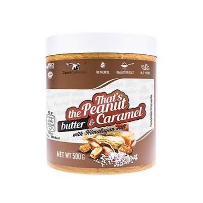 Peanut Butter & Caramel