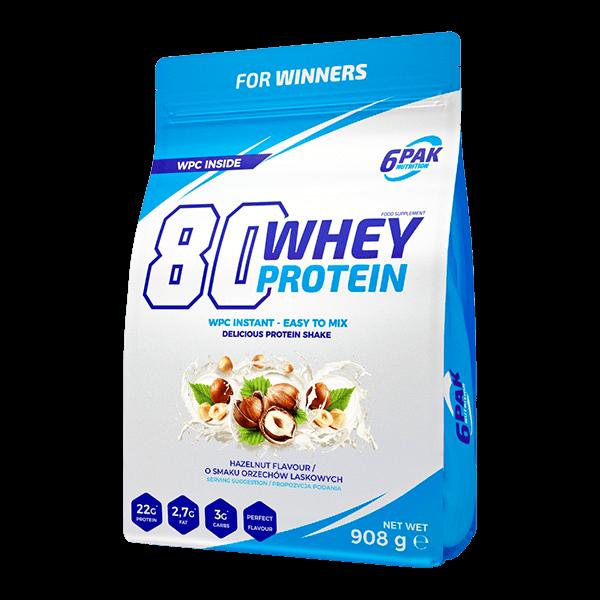 80 Whey Protein