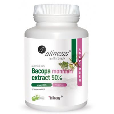Bacopa Monnieri Extract 50%