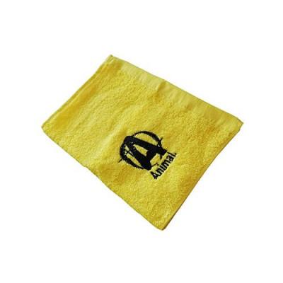 Animal Workout Towel Yellow
