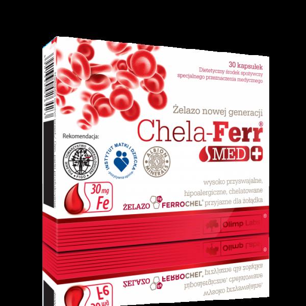 Chela-Ferr MED