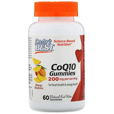 CoQ10 gummies 200mg (żelki)