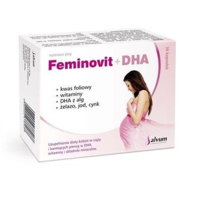 Feminovit + DHA
