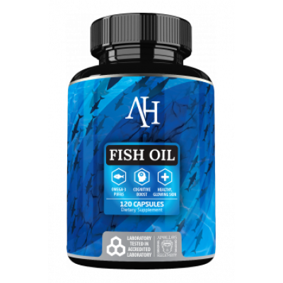 Fish Oil 1000mg (Gold Omega)