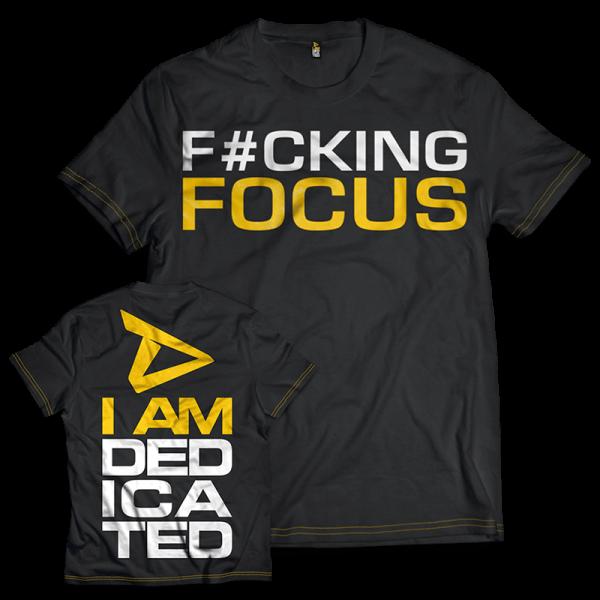 T-shirt F#cking Focus