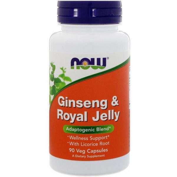 Ginseng & Royal Jelly
