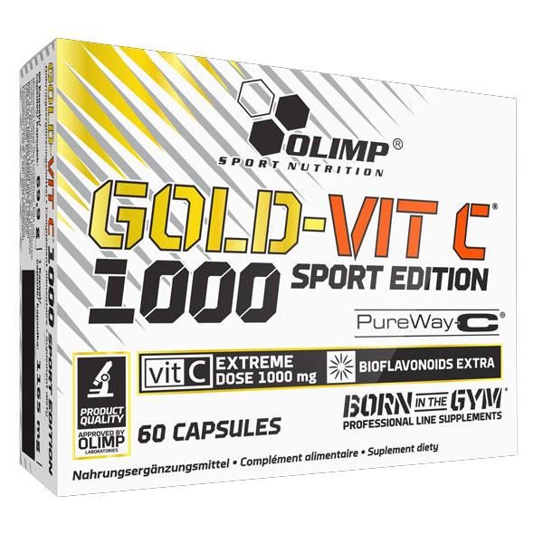 Gold Vit C 1000 (PureWay C) Sport Edition
