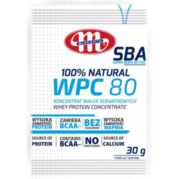 Mlekovita WPC 80% (saszetka)