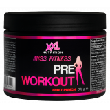 Miss Fitness PRE Workout