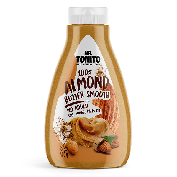 Mr. Tonito Almond Butter Smooth