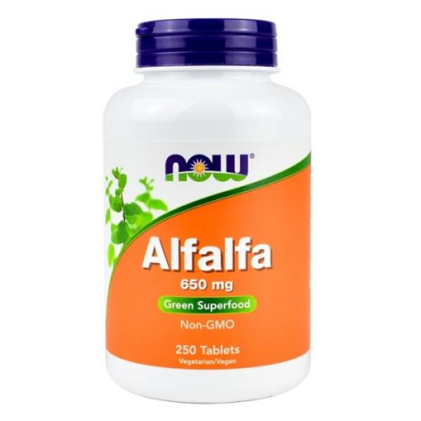 Alfalfa 650 mg