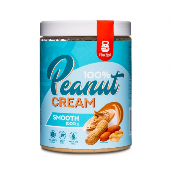 Peanut Butter 100% Smooth