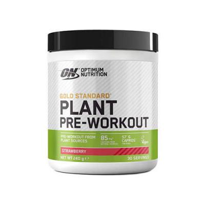 Plant Pre-Workout