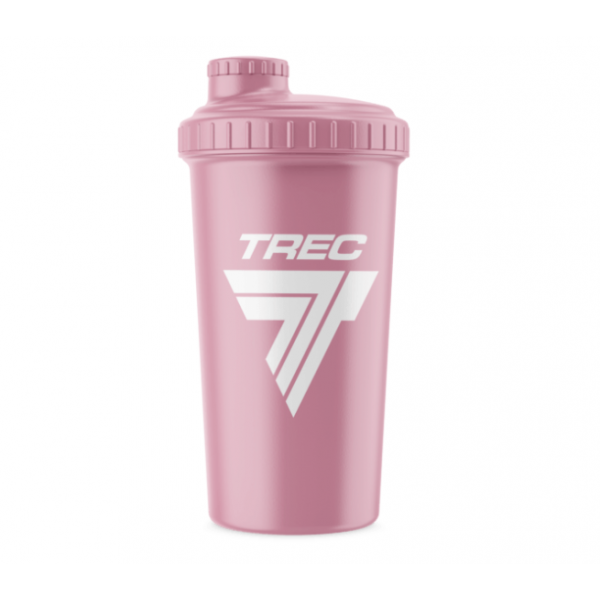 Shaker Pink TREC TEAM (pastelowy róż)