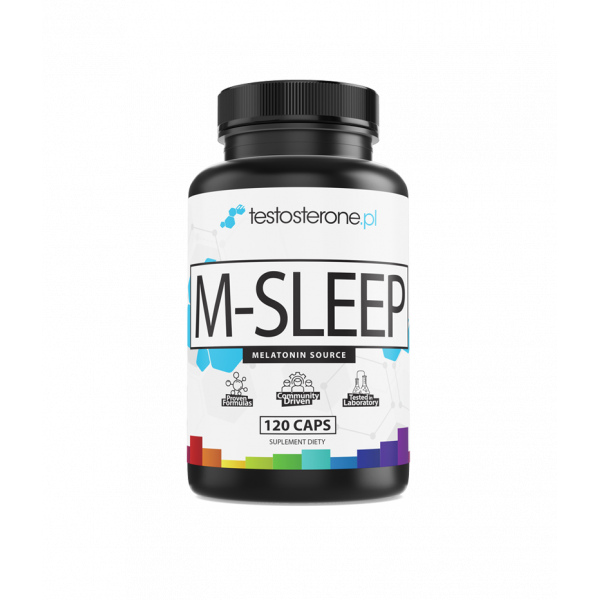 M-SLEEP Melatonina 1mg