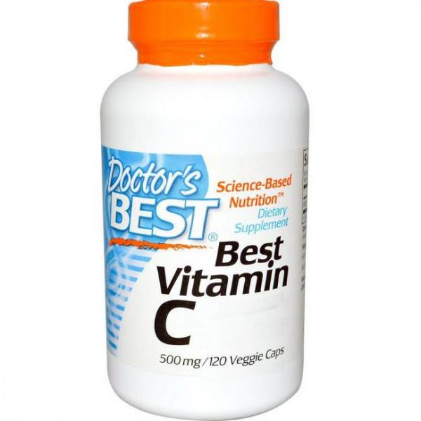 Vitamin C with Quali-C - 500mg
