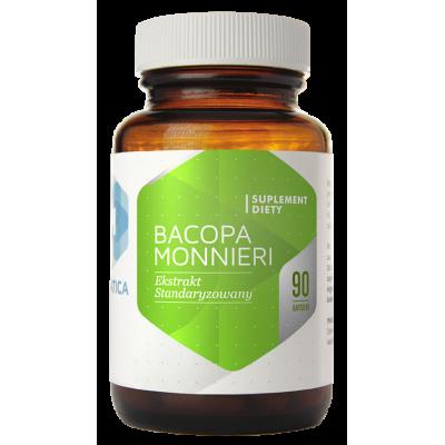 Bacopa Monnieri (20% bakozydów)