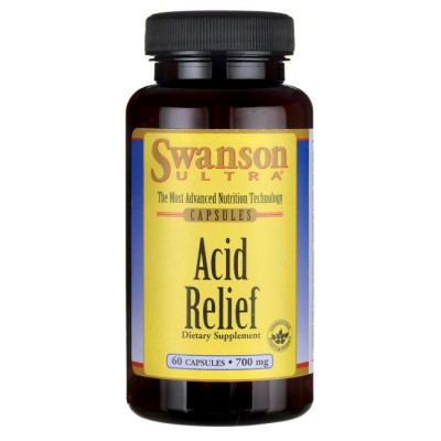 Acid Relief with Enzymes