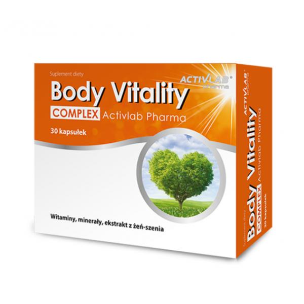 Pharma Body Vitality Complex