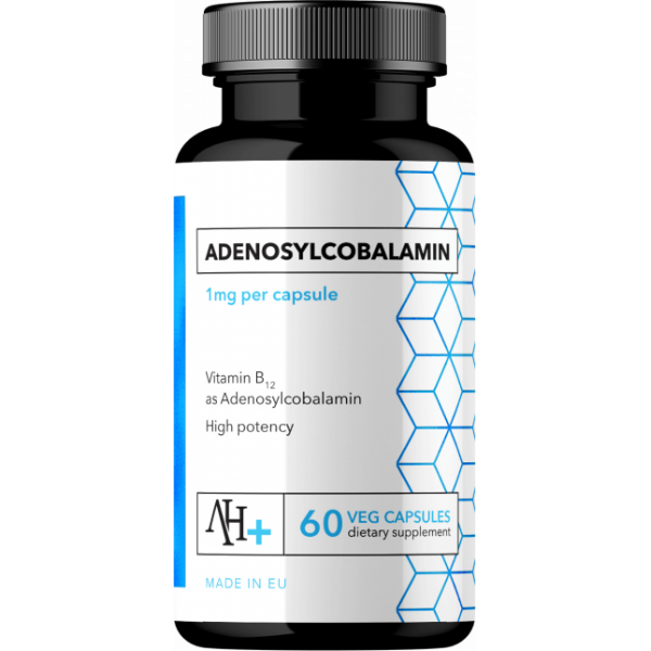 Adenosylocobalamin (adenozylokobalamina B12) AH+
