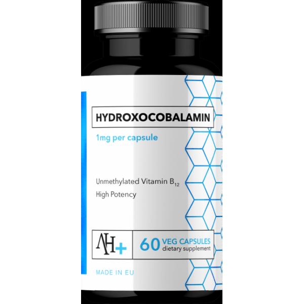 Hydroxocobalamin (hydroksykobalamina B12) AH+
