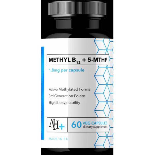 Methyl B12 + 5-MTHF (B12 1000 + foliany 800) AH+