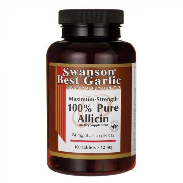 Allicin 100% Pure 12mg