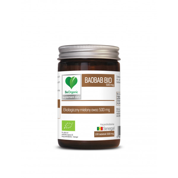 Baobab BIO 500mg