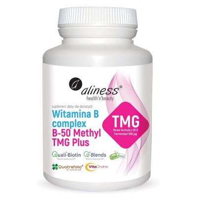 Witamina B Complex B-50 Methyl (plus tmg)