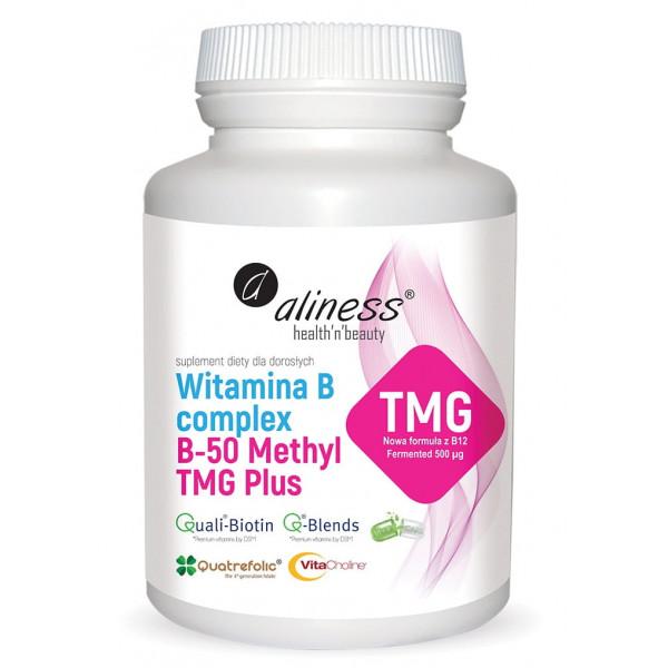 Witamina B Complex B-50 Methyl(plus tmg)