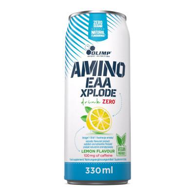 Amino EAA Xplode Zero Drink Lemon