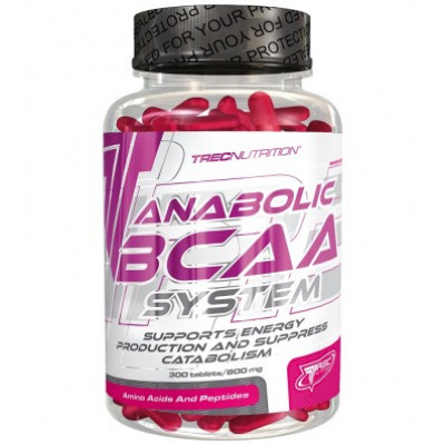Anabolic BCAA System VIP Series