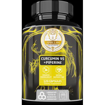 Curcumin 95 + Piperine