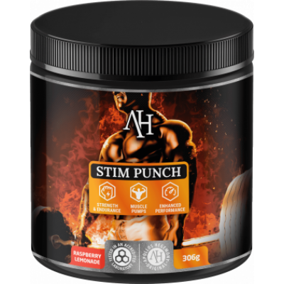 STIM Punch Hardcore Pre-workout