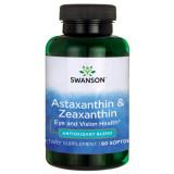 Astaxanthin & Zeaxanthin