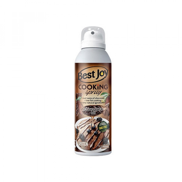 Cooking Spray Chocolate Oil