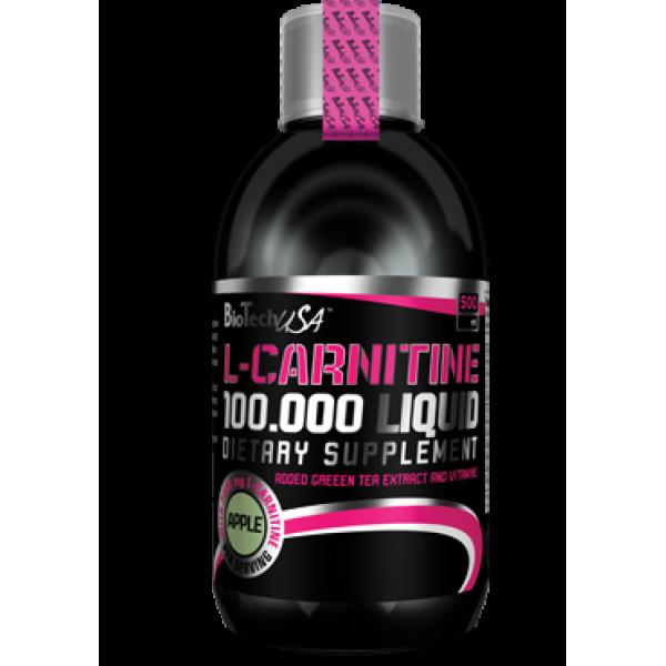 L-Carnitine 100.000 Liquid