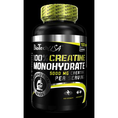 Creatine Monohydrate (100%)