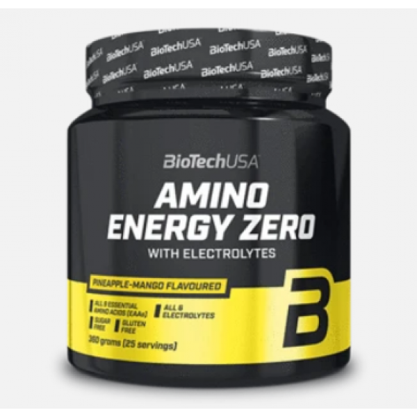 Amino Energy Zero with Electrolytes