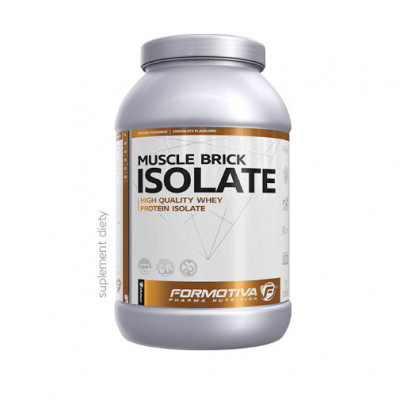 Muscle Brick Isolate
