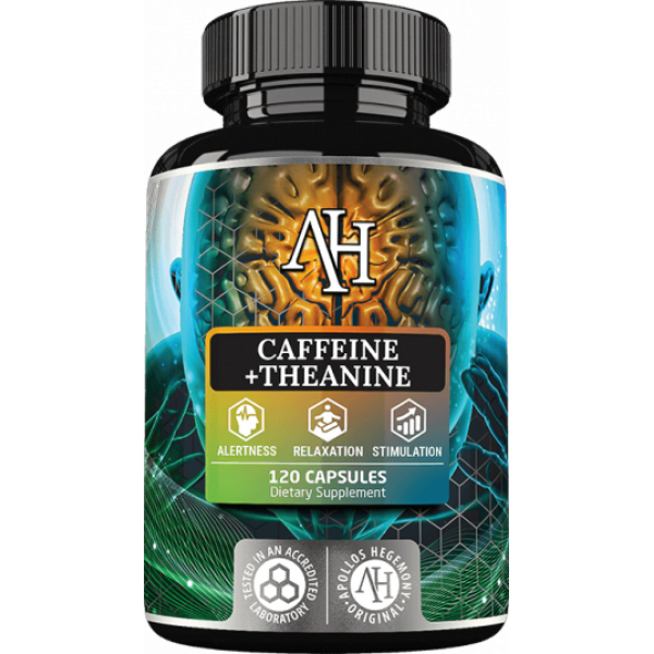 Caffeine + Theanine