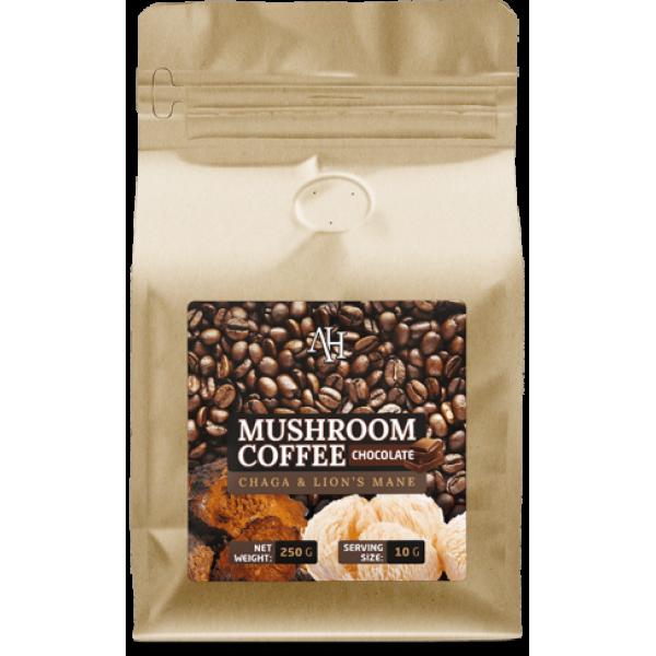 Mushroom Coffee Chocolate (Chaga & Lions Mane)
