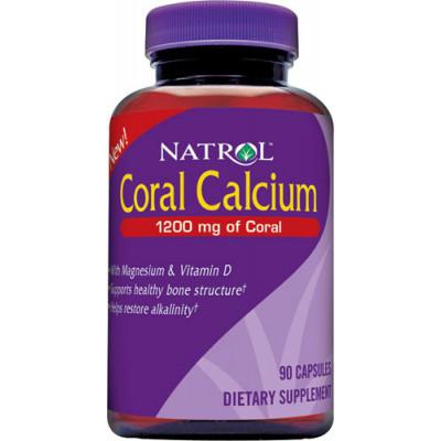 Coral Calcium & Magnesium Chelate with Vitamin D3