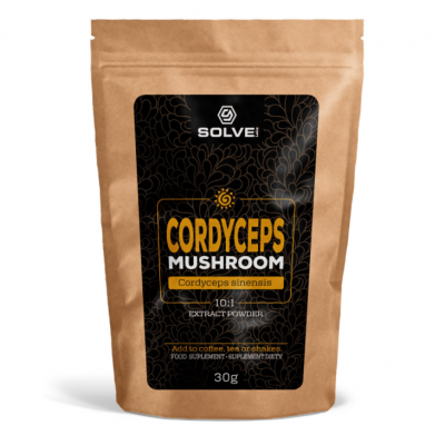 Cordyceps 10:1 Mushroom Powder
