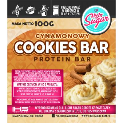 Cynamonowy Cookies Protein Bar
