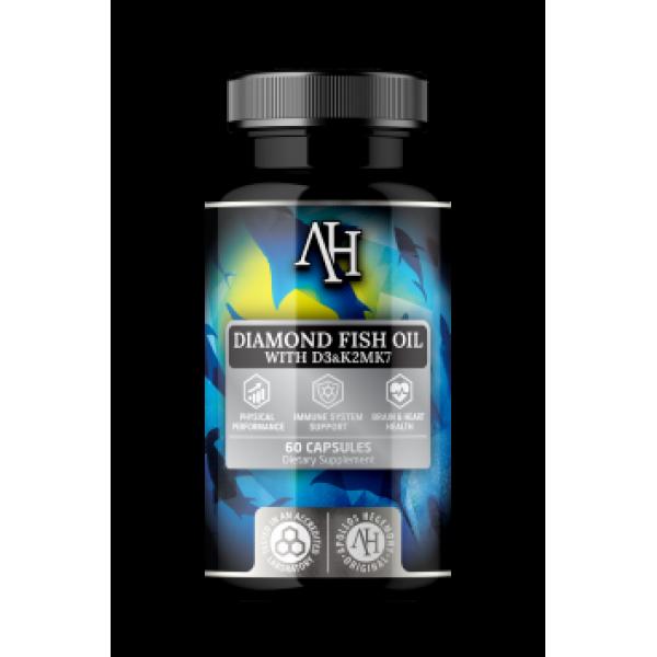Fish Oil Diamond D3K2