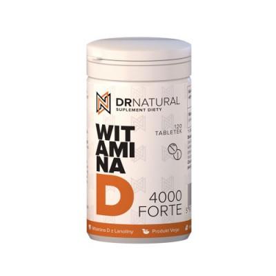 Witamina D 4000 FORTE