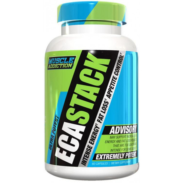 Muscle Addition ECA Stack